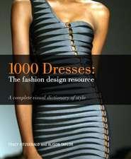 1000 Dresses:Fashion Design Resource Book