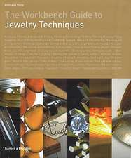 Young, A: The Workbench Guide to Jewelry Techniques