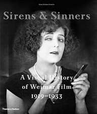 Visual History of Weimar Films:  Inspiration Beyond Style