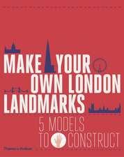 Make Your Own London Landmarks