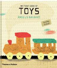 My First Book of Toys