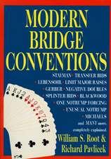 Modern Bridge Conventions