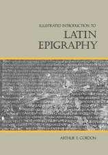 Illustrated Introduction Latin Epigr