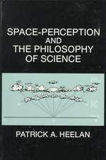 Space–Percept/Philo Sci