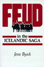 Feud in the Icelandic Saga (Paper)