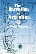 The Invention of Argentina (Paper)