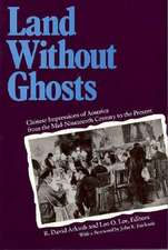 Land Without Ghosts – Chinese Impressions of America from the Mid–Nineteenth Century to the Present (Paper)