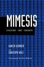Mimesis – Culture, Art, Society (Paper)