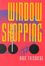 Window Shopping – Cinema & the Postmodern (Paper)