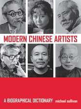 Modern Chinese Artists – A Biographical Dictionary