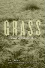Grass – In Search of Human Habitat