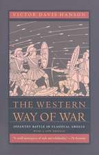 Western Way of War – Infantry Battle in Classical Greece