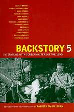 Backstory 5 – Interviews with Screenwriters of the  1990s