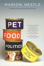 Pet Food Politics – The Chihuahua in the Coal Mine