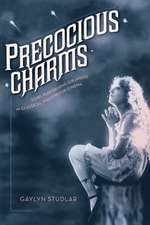 Precocious Charm – Stars Performing Girlhood in Classical Hollywood Cinema