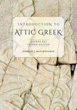 Introduction to Attic Greek – Answer Key 2e