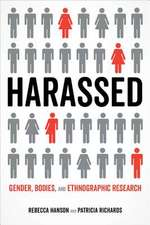 Harassed – Gender, Bodies, and Ethnographic Research