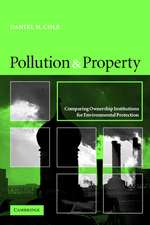 Pollution and Property: Comparing Ownership Institutions for Environmental Protection