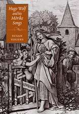 Hugo Wolf and his Mörike Songs