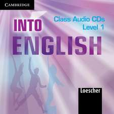 Into English Level 1 Class Audio CDs (3) Italian Edition