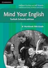 Mind your English 10th Grade Workbook Turkish Schools edition