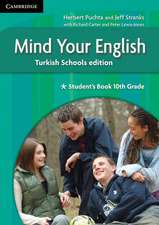Mind your English 10th Grade Student's Book Turkish Schools edition