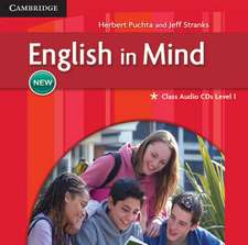 English in Mind Level 1 Class Audio CDs (2) Middle Eastern edition