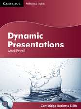 Dynamic Presentations Student's Book with Audio CDs (2)