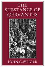 The Substance of Cervantes
