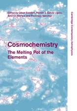 Cosmochemistry: The Melting Pot of the Elements
