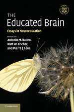 The Educated Brain: Essays in Neuroeducation