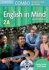 English in Mind Level 2A Combo A with DVD-ROM