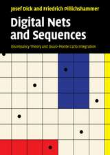 Digital Nets and Sequences: Discrepancy Theory and Quasi–Monte Carlo Integration