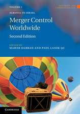 Merger Control Worldwide 2 Volume Set