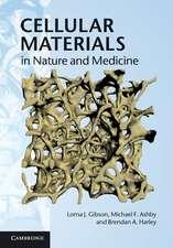 Cellular Materials in Nature and Medicine