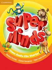 Super Minds Starter Class Audio CDs (2)