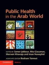 Public Health in the Arab World