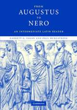 From Augustus to Nero: An Intermediate Latin Reader