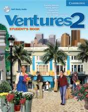 Ventures 2 Student's Book with Audio CD