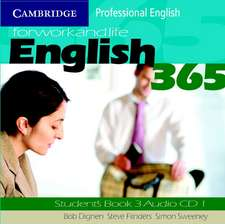 English365 3 Audio CD Set (2 CDs)