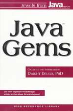 Java Gems: Jewels from Java Report