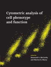 Cytometric Analysis of Cell Phenotype and Function