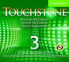 Touchstone Level 3 Class Audio CDs