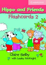 Hippo and Friends 2 Flashcards Pack of 64