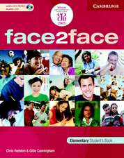 face2face Elementary Student's Book with CD-ROM/Audio CD and Workbook Pack Italian Edition
