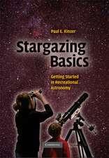 Kinzer, P: Stargazing Basics