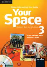 Your Space Level 3 Student's Book and Workbook with Audio CD, Companion Book with Audio CD, Active Digital Book Ital Ed