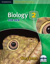 Biology 2 for OCR Student Book with CD-ROM