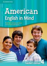 American English in Mind Level 4 Teacher's Edition