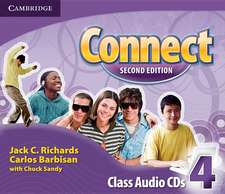 Connect Level 4 Class Audio CDs (3)